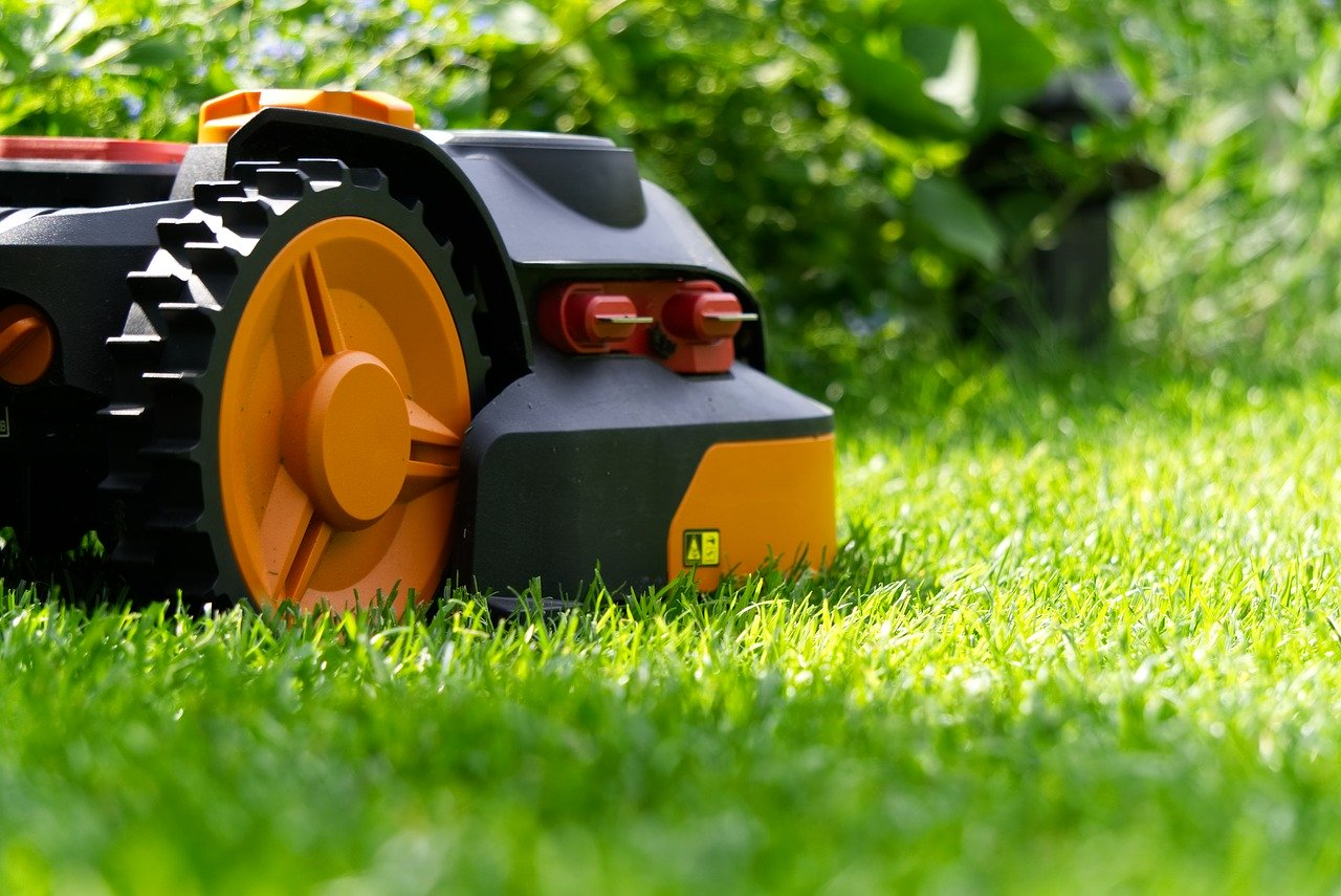 Robot Vacuum or Mower